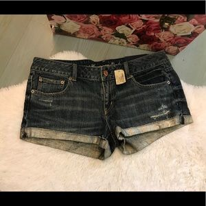 💜NWT American sparkle shorts💜